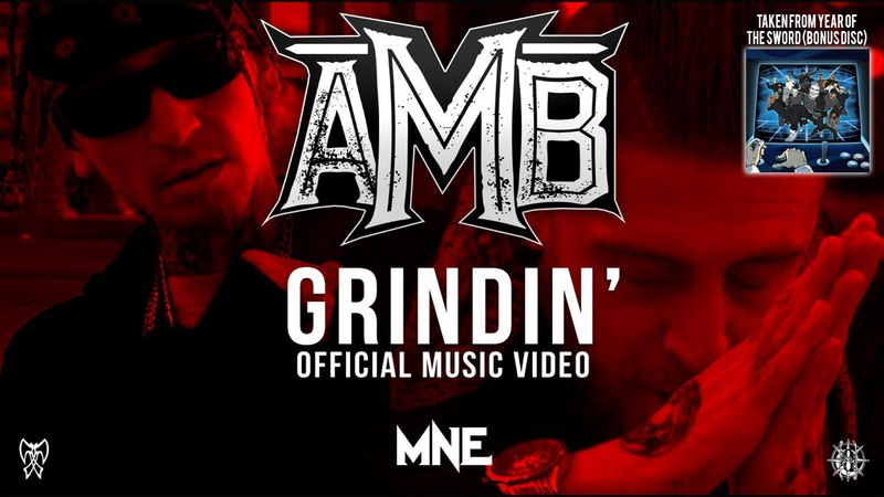 AMB - Grindin Official Music Video (Axe Murder Boyz - Twiztid Presents Year of the Sword)