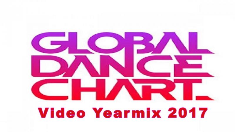 Global Dance Chart [GDC] Yearmix 2017 (mixed by The Wingman)