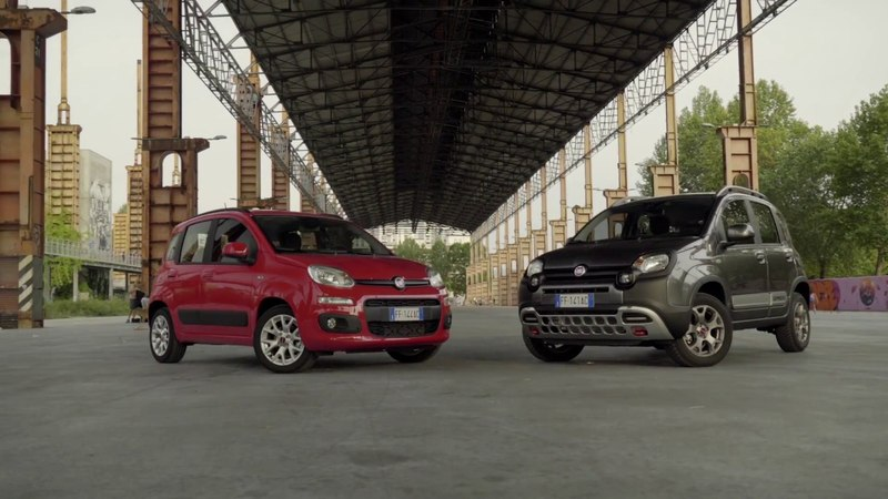 Fiat Panda e Fiat Panda Cross - Montagna e città | Fiat