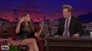 Elizabeth Olsen Teaches Conan Russian Curse Words coub