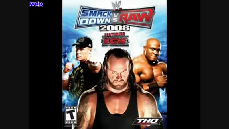 WWE Smackdown VS RAW 2008 - Welt.mp4