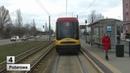 Tramwaje Warszawa 2019 linia 4