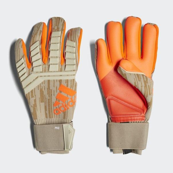 Вратарские перчатки Predator Pro 78/18
