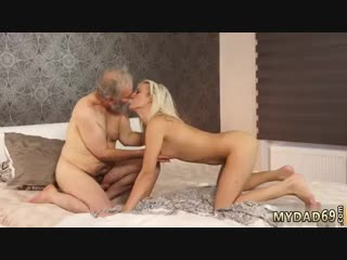 Daddy Boss s Daughter Anal And Teen Old White Man @ DrTuber.mp4