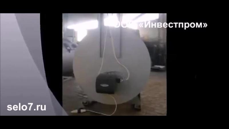 Крематоры для животных КРН 50, КРН 100, КРН