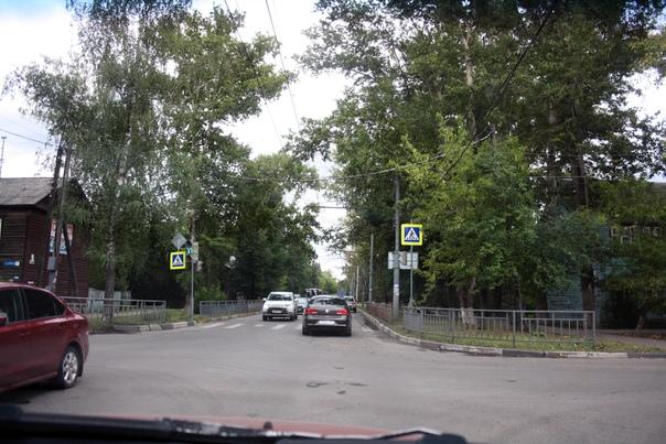 Нижегородский перекрёсток.