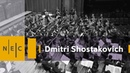 Shostakovich Symphony No 10 in E minor Op 93 NEC Philharmonia Hugh Wolff