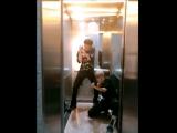пиф паф в лифте