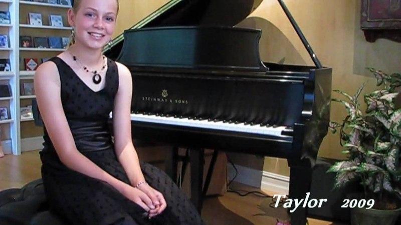 Stephen Heller - Avalanche - Op. 45, No. 2 - Taylor - 2009