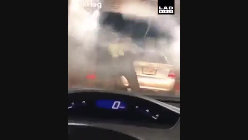 Автомойщик со стажем