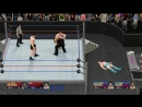 Authority vs O`Leary and Odor Elimination Tornado Tag WWE 2K16