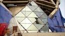 Суперсооружения Падающая башня в Абу Даби HD 1080p