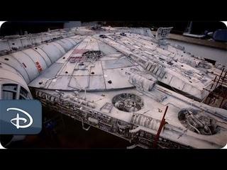 Millennium Falcon: Smugglers Run Coming to Star Wars: Galaxy's Edge