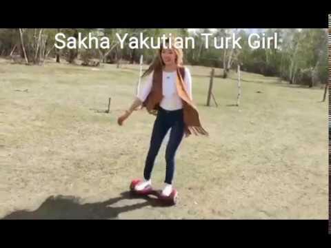 Turkic Song - Könül Sanaa - Тюрк музыка - Кöнüл Санаа - Sakha folk song - Amazon warriors