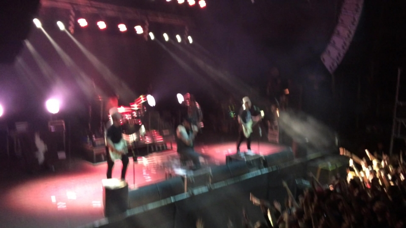 Hollywood Undead - Day of the Dead (Екб, Tele-Club, 10.03.2018)