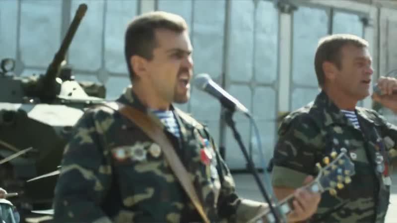 Видеоклип на песню группы СССР - гимн РСВА
