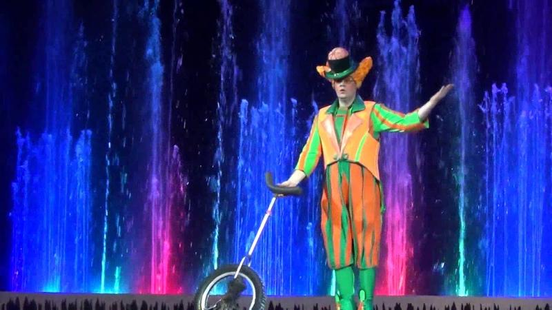Аквамарин 2019. Цирк танцующих фонтанов «Аквамарин». Школа Волшебства