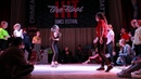 Hit The Floor Battle vol.5 dancehall pro 1/4 Neetah(win) vs Jay-T Fire vs Liz