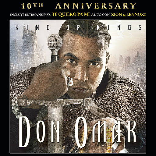 Don Omar альбом King Of Kings 10th Anniversary (Remastered)