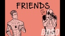 Marvel : Spiderman Deadpool [Animatic][MV.Friends]