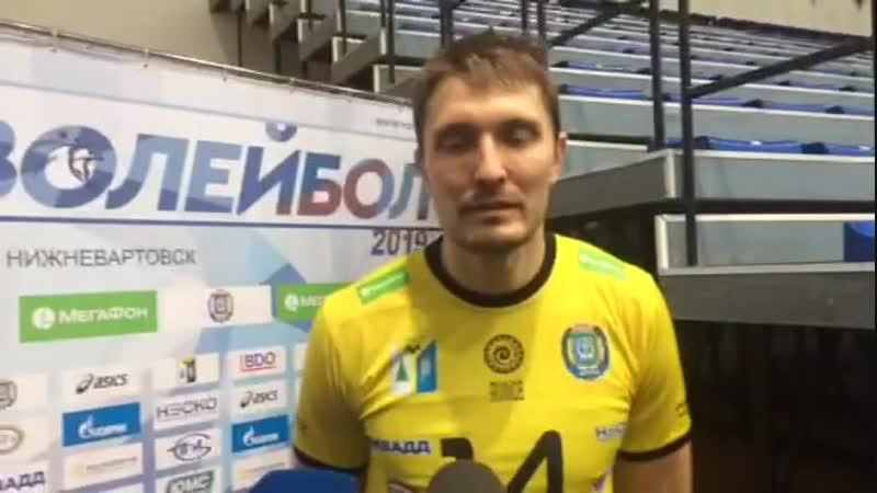 Блиц-интервью Якимова