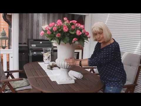 Garten/Terrasse Für Dich soll`s rote Rosen regnen - Bärbel´s Wohn Deko Ideen