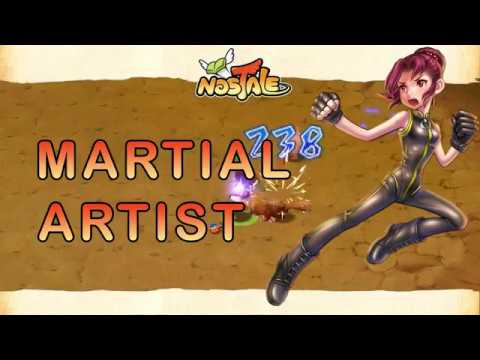 NosTale - Martial Artist