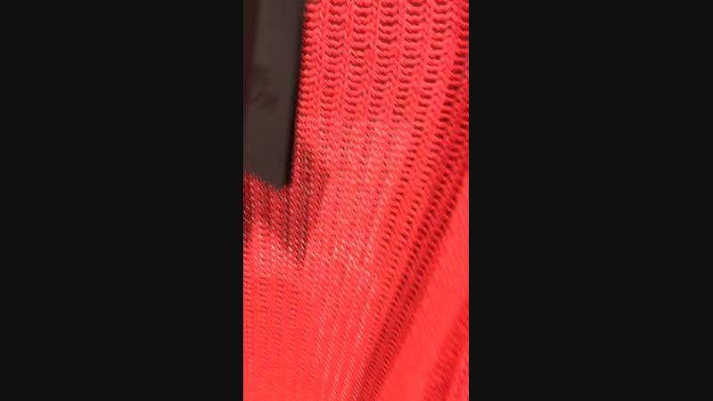 Кардиган оранжевый
