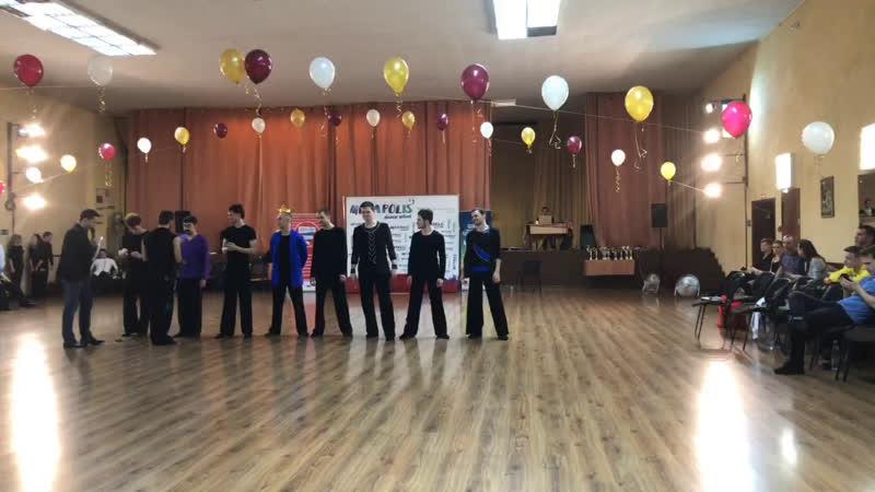 Школа танцев «Динамика» | Обучение хастлу — Live