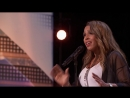Glennis Grace_ Singer Slays _Run To You_ by Whitney Houston - Americas Got Talent 2018
