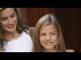 A Letizia le duele mucho como la familia real trata a su hija peque