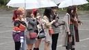 [FANCAM] 181005 UNI.T @ По дороге на Music Bank
