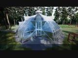 Купольный Дом Вегетарий. Способ изменить мир к лучшему