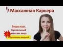 Буккальный массаж лица Видео курсы Массажная карьера Rezultat