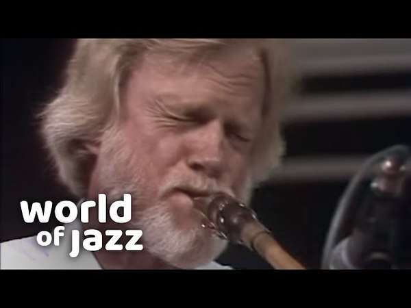 Gerry Mulligan his Big Band live at the North Sea Jazz Festival • 16-07-1982 • World of Jazz