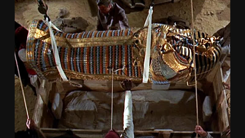 Проклятие гробницы мумии / The Curse of the Mummy's Tomb - 1964