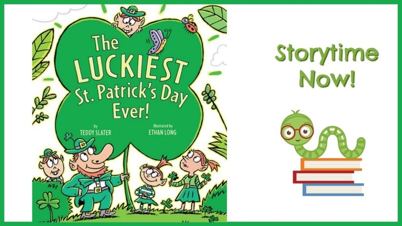 The Luckiest St. Patrick's Day Ever! - By Teddy Slater