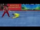 2014 1st China National Wushu Games 第一届全国武术运动大会 Women Duilian Jiangsu Team 江苏 沈清.62