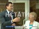 Молочный тост за борьбу с фальсификатом поднял губернатор Глеб Никитин