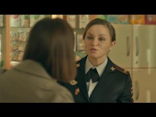 Ольга Литвинова о сериале «Ищейка»