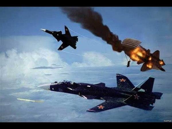 Американские F 22 «потеряли преимущества» перед российскими самолетами