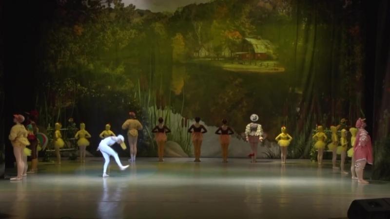 Гадкий утенок-Спектакль-балет