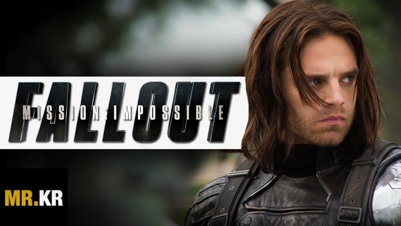 Captain America Winter Soldier MISSION IMPOSSIBLE FALLOUT STYLE