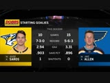 NHL 2018-2019 / RS / 23.11.2018 / Nashville Predators - St. Louis Blues