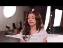 Zendaya на съёмках рекламы X Out с субтитрами на русском языке