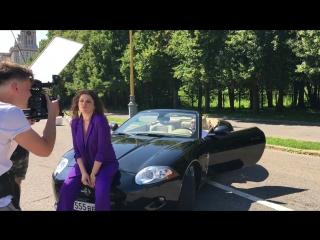 Виктория Ильинская & Саша Калиюга - Making of Video - Москва 2018 !!! NEW