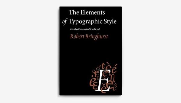 Роберт Брингхерст. Основы стиля в типографике.