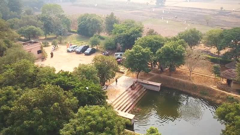 A Pilgrimage to Vrinda Kunda