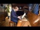854 J. S. Bach - Prelude and Fugue in E major, BWV 854 [Das Wohltemperierte Klavier 1 N.9] - Wim Winters, clavichord