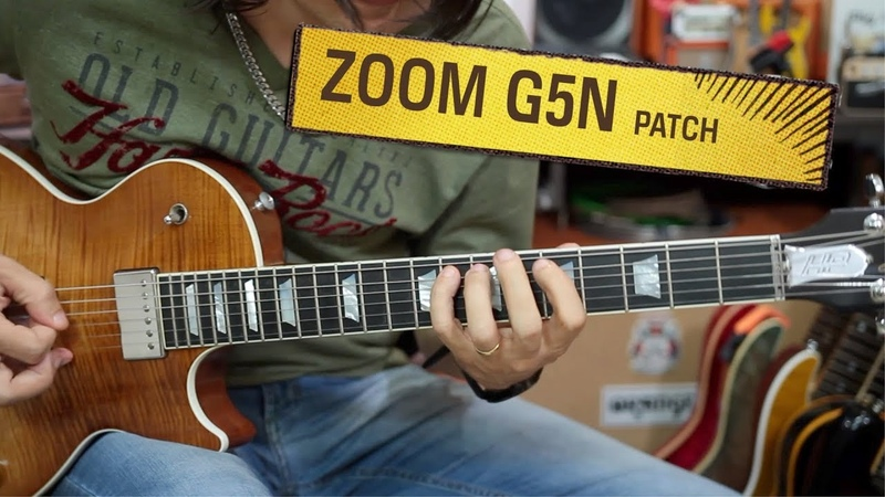 Zoom G5n: Ozzy Osbourne - Mr Crowley